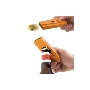 Destapador de Botellas con Lanza Corcholatas