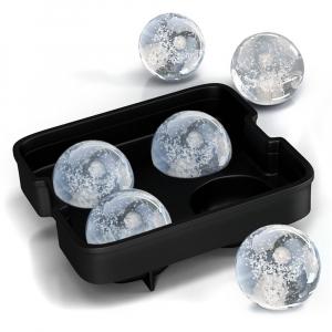 Molde para hielos en forma de esfera
