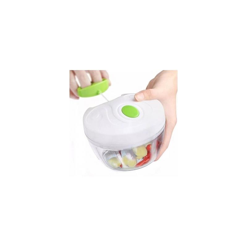 Cortador De Verduras Manual Picador Salsa