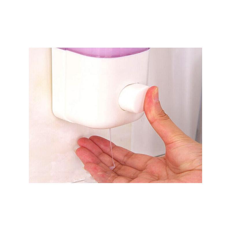 Dispensador de Jabón Shampoo Gel Antibacterial para Manos