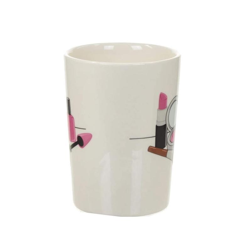 Taza de Céramica en Forma de Esmalte para Uñas